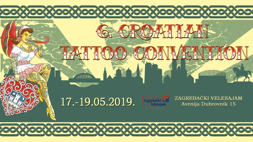 HRVATSKA TATTOO KONVENCIJA 2019