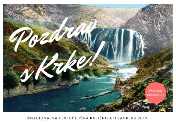 NSK predstavila mobilnu aplikaciju za Nacionalni park Krka