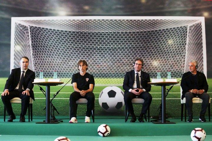 PBZ predstavio nogometni kamp za djecu u Hrvatskoj