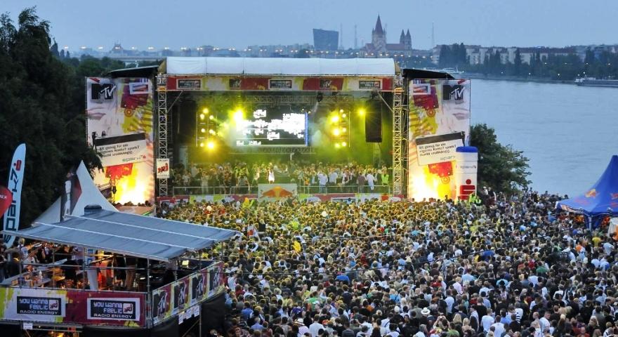 Beč: Počinje najveći europski open air festival