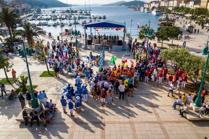 58. Izdanje Europa  Rally- a:  petstotinjak kampista u Malom Lošinju