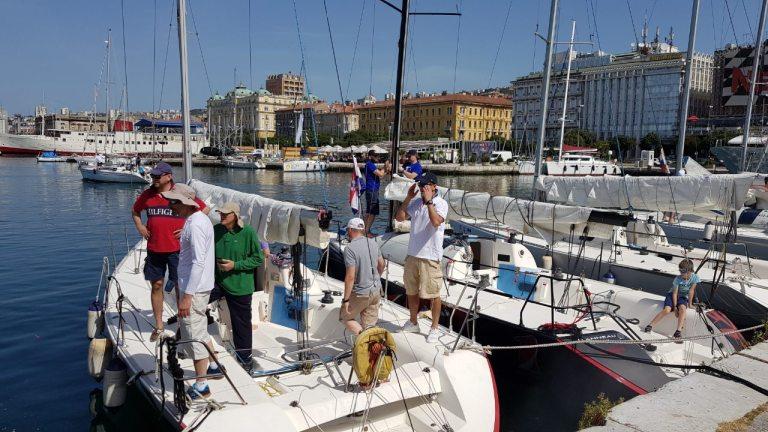 10. Rotary regata: humanitarno jedrenje riječkih rotarijanaca