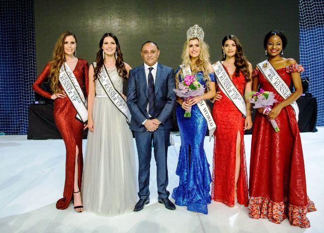 U Poreču okrunjena Miss Turizma svijeta 2019
