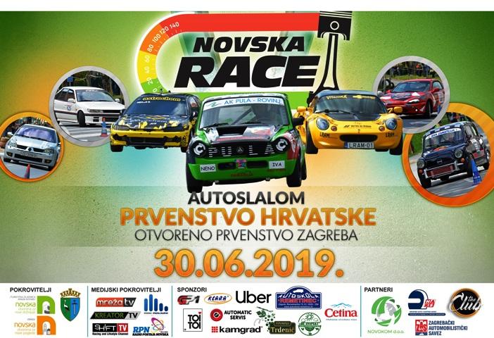 Novska race 2019 – automobilističko natjecanje
