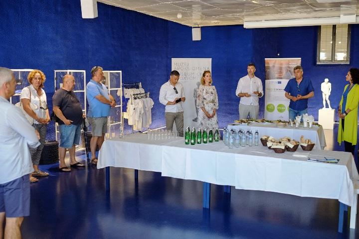 KeyQ+: Razmjena iskustva, prezentacija jelovnika i proizvoda partnera u projektu