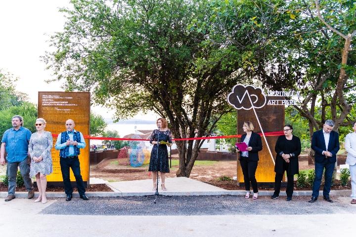 Otvoren Verudela Art Park u Puli