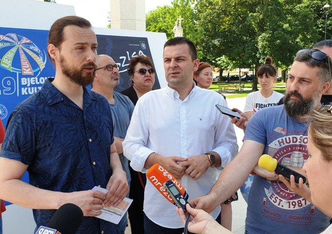 U Bjelovaru predstavljen atraktivan kulturni program za bogato i sadržajno ljeto u gradu!