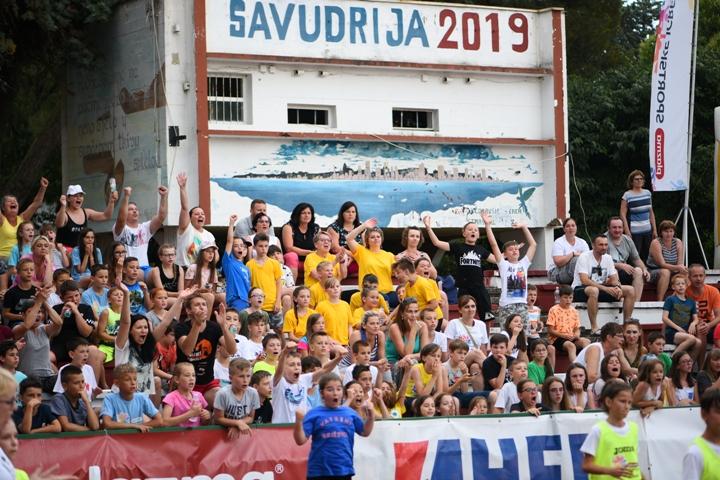 Završena državna završnica Sportskih igara mladih u Savudriji- Rijeka ima prvakinju u tenisu