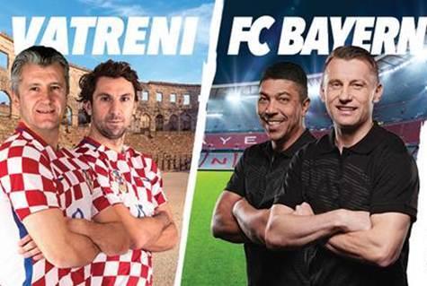 Veliki nogometni spektakl koji svijet još nije vidio