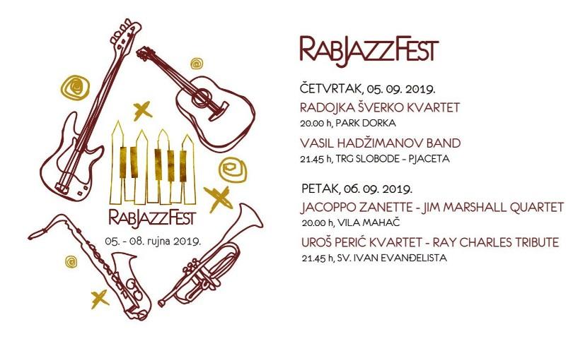 Jedinstvena priča Rab Jazz Festa nastavlja se i ovo ljeto!