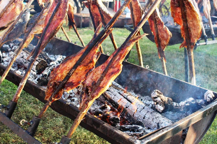 Ribarska večer u Vetovu, hedonizam na slavonski način
