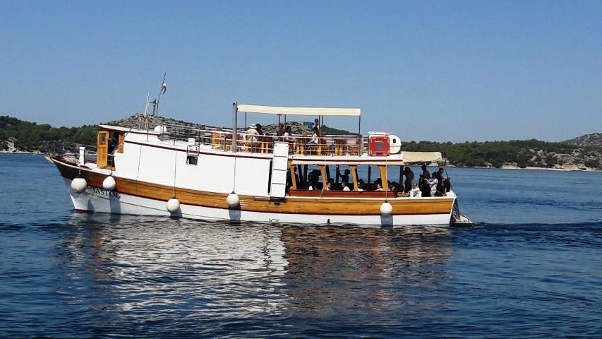 Obilježavanje 175 godina od dolaska prvog turističkog broda u Dalmaciju