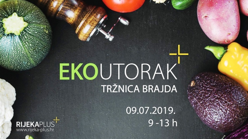 Najavljen EKO utorak–Dan ekoloških proizvoda na Tržnici Brajda