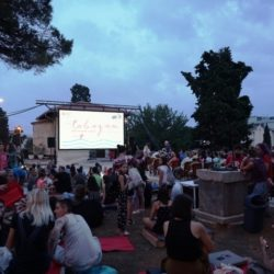 Predstavljanje programa za mlade Art-kina na Motovun Film Festivalu