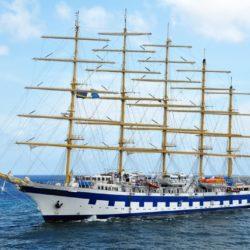 Brodosplit predstavio najveći jedrenjak na svijetu