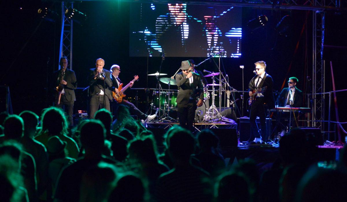 Nevera pokvarila otvorenje Jerry Ricks Blues Festivala