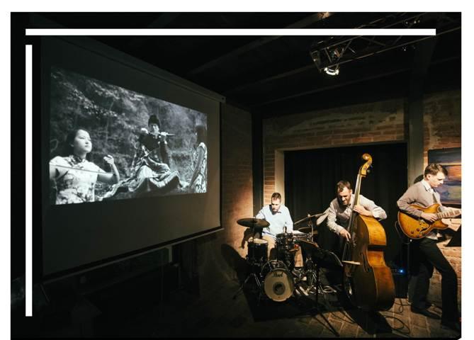 Najava jazz koncerta i art filma_Spiritual Market_Vedran Ružić