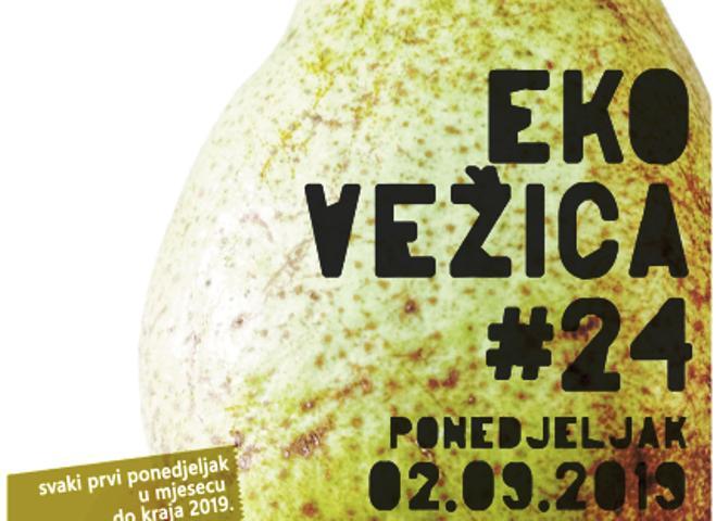 24. sajam ekološke hrane Eko Vežica