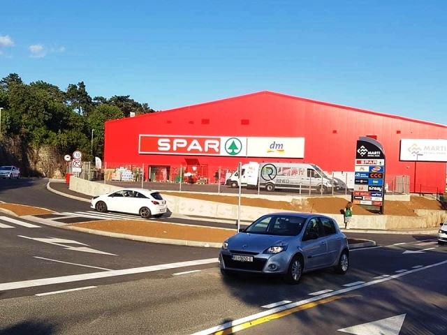 Novo shopping odredište u Rijeci – MARTI Retail park