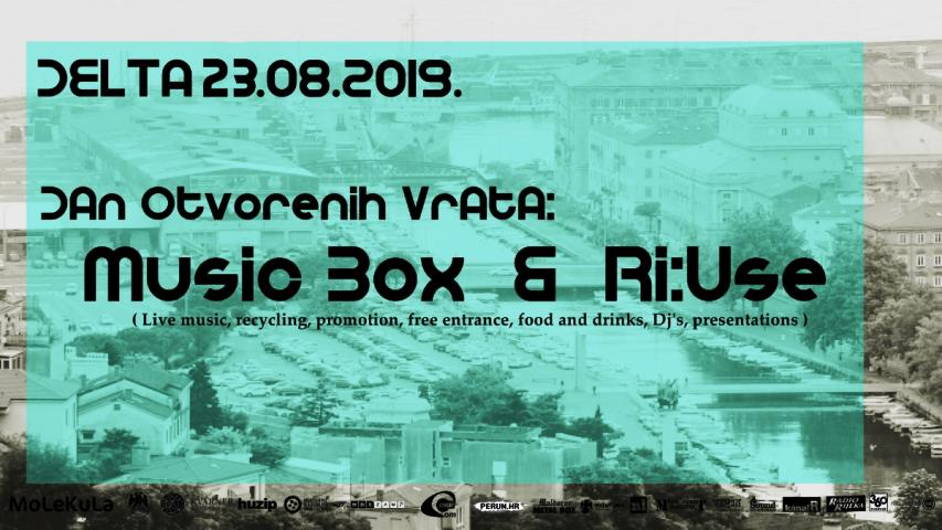 Dan Otvorenih Vrata: Music Box & Ri:Use