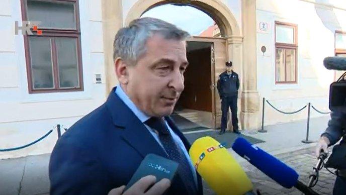 Štromar: Očekujem ostavku gospodina Ponoša