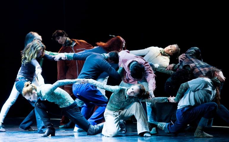 Baletna predstava Apoksiomen u Malom Lošinju