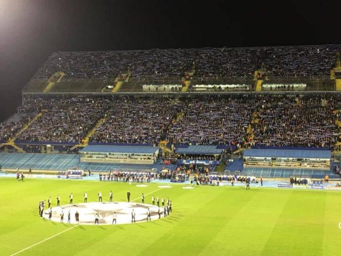 Dinamo se oprostio od EUrope