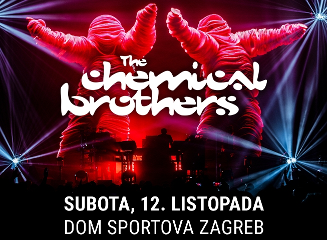 The Chemical Brothers u Zagrebu: Novosti i pogodnosti