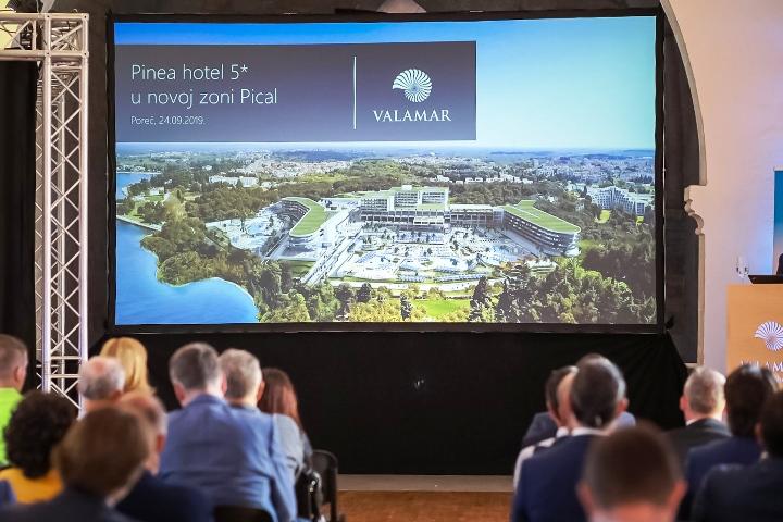 Valamar predstavio najveći projekt u hrvatskom turizmu