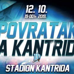Još samo nekoliko dana do početka prodaje ulaznica za Povratak na Kantridu!