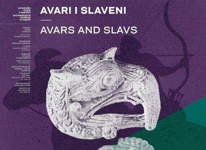 Najava međunarodne izložbe – Avari i Slaveni