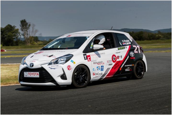 Toyota Yaris Challenge kup 2020.-2022.