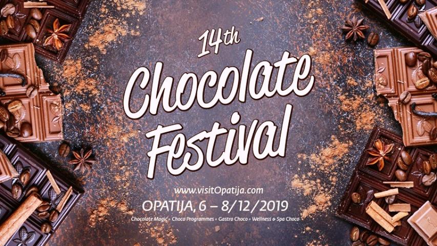 Festival čokolade 2019. – još dva mjeseca do najslađeg opatijskog vikenda!