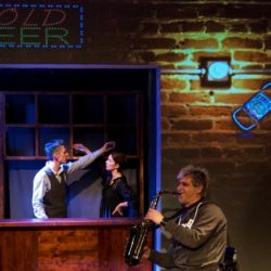 Teatar Exit u HKD dovodi predstavu Dvoje uz dvoje vrhunskih glumaca