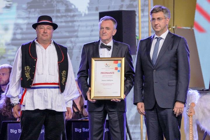 Valamaru nagrada za najbolji hotel i restoran te 'Anton Štifanić' za pojedinca