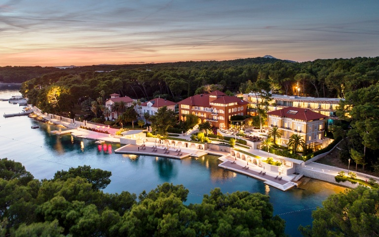 Lošinjski Boutique Hotel Alhambra proglašen najboljim Stories hotelom