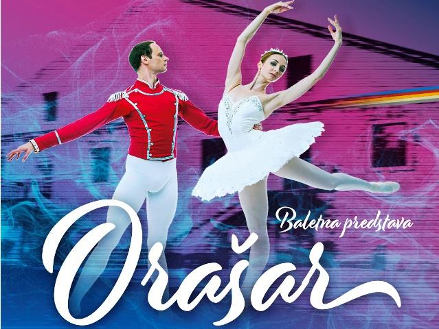 Baletni hit ORAŠAR stiže u Zadar