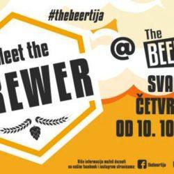 The Beertija najavljuje ciklus muzike i piva – Meet the brewer