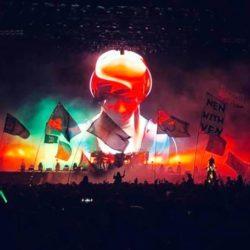 Sve je spremno za Chemical Brothers spektakl