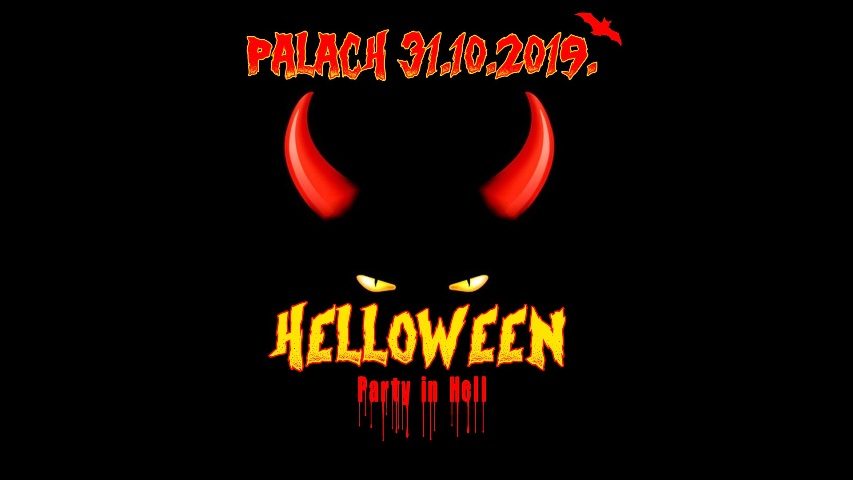 Palach Helloween Party