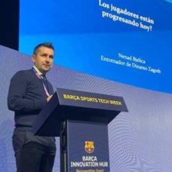 Bjelica održao predavanje u FC Barcelona