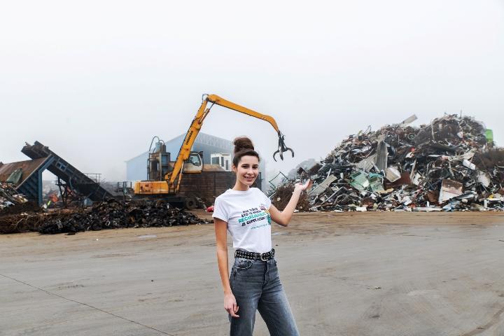 Miss Hrvatske u akciji za zaštitu okoliša