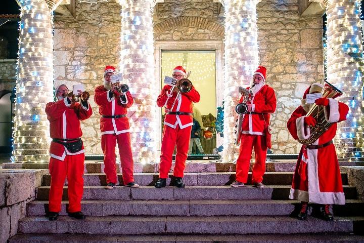 Najbolje od božićne bajke na Trsatskoj gradini tek slijedi!