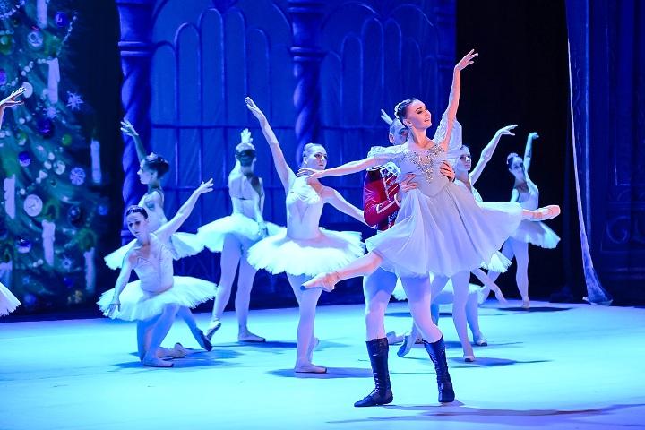 "Predstavljamo ukrajinske baletne zvijezde rasprodanog ""Orašara"""