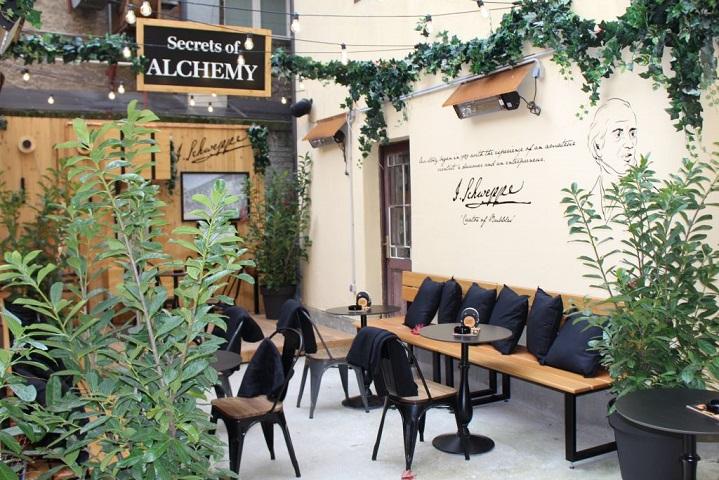 Otvoren tajni vrt u Zagrebu…zavirite na novo romantično mjesto