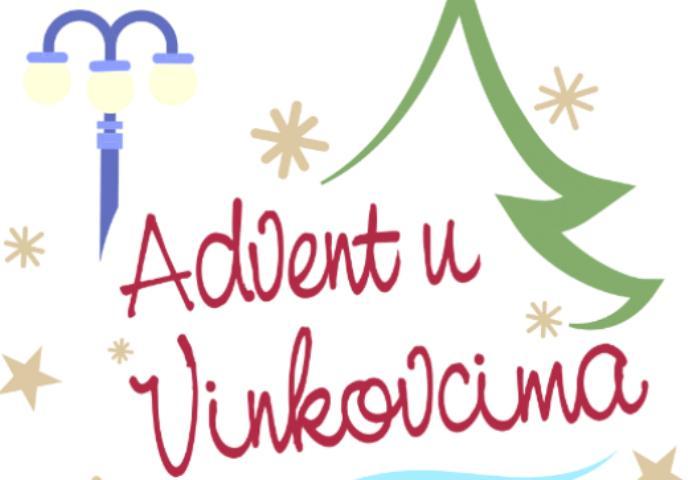 Upaljena druga adventska svijeća u Vinkovcima