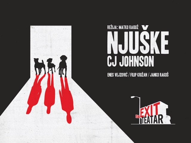 Njuške Teatra Exit u četvrtak u HKD-u