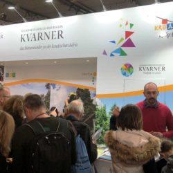 Kvarner se i ove godine predstavlja se na sajmu CMT u Stuttgartu