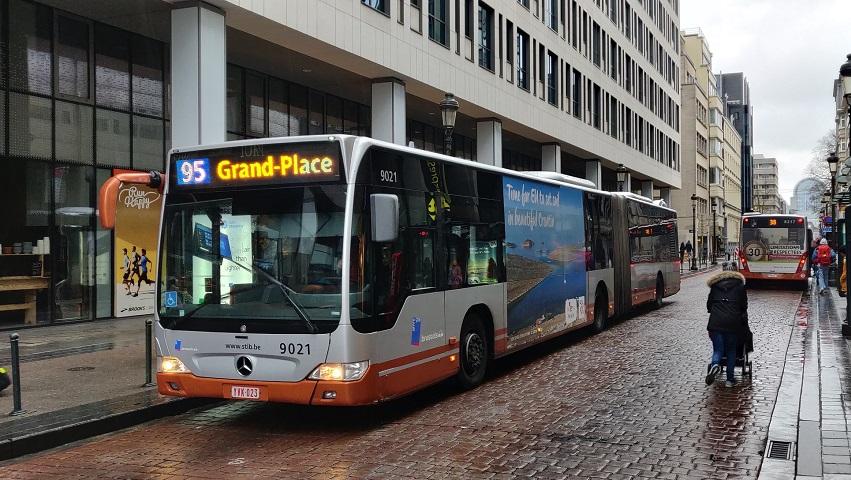 Motivi Hrvatske na najfrekventnijim lokacijama u Bruxellesu povodom  predsjedanja Vijećem EU