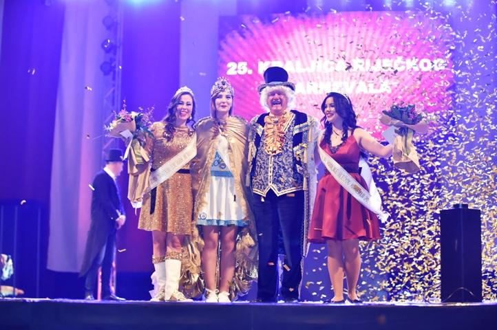 Riječki karneval dobio novu Kraljicu i maškare preuzele ključeve Grada
